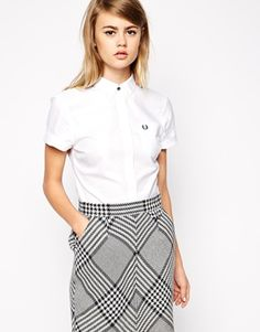 Fred Perry Short Sleeved Shirt http://www.asos.com/pgeproduct.aspx?iid=4836164&CTAref=Saved+Items+Page