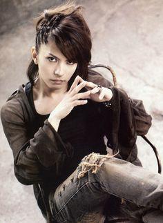 My ♥ draws a dream : Foto Asian Eyes, Gackt, Transgender People, Face Reference, Bishounen, Man Bun, Flower Boys, Asian Actors, Visual Kei