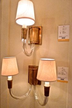 Thomas O'Brien's one or two armed Vivan Sconces for Visual Comfort