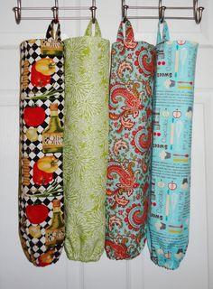 Plastic Bag Holder Grocery Bag Storage Kitchen Bag by HomeLiving