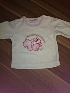 Langarmshirt aus Nicky-Stoff