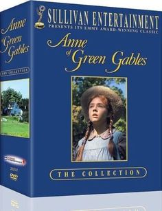 ANNE OF GREEN GABLES COMPLETE TRILOGY BOX SET SERIES- NEW...