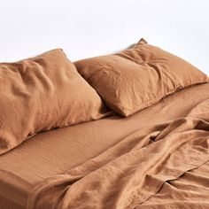 Shop For Linen Bedding Online - IN BED Store