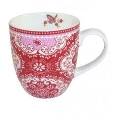 Room Seven - Mini mug - Dentelle - 200 ml