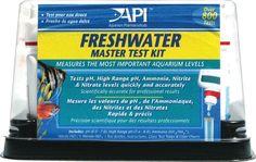 Amazon.com : API Freshwater Master Test Kit : Aquarium Test Kits : Pet Supplies