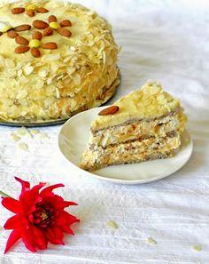 Fabryka Kulinarnych Inspiracji: Tort egipski