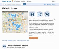 Denver Uncovered is an online magazine telling the story of Denver today, as seen through the eyes of this San Francisco transplant.