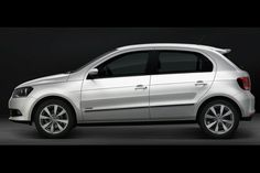Скромно обновились 2013 Volkswagen Gol и Voyage