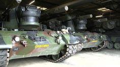 Cheetah (PRTL) staan klaar voor de verkoop aan Jordanië. 8 februari 2013 heeft de tweede kamer met Jordanië principe-overeenstemming bereikt over de verkoop van onderstaande materieel: 60 Cheetah pantserrupsvoertuigen tegen luchtdoelen met reservedelen en ongeveer 350.000 schoten bijbehorende munitie