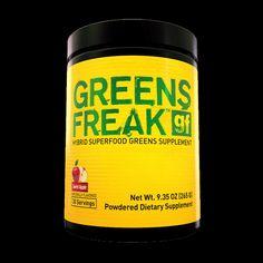 Greens Freak 265g Tub