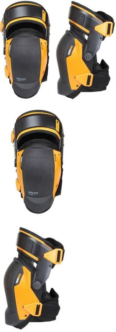Gloves and Pads 43616: Construction Knee Pads Heavy Duty Gel Support Stabilization Kneeling Ergonomics -> BUY IT NOW ONLY: $65.61 on eBay!