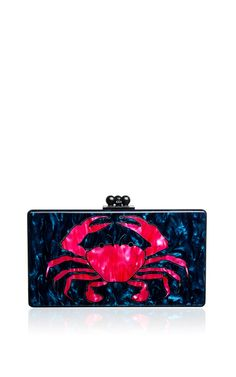 Jean Crab by Edie Parker for Preorder on Moda Operandi
