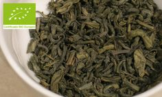 "Green Tea ""Chun Mee"" BIO from China"