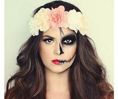 IDEAS DE MAQUILLAJE HALLOWEEN - Lolita se va de Fiesta