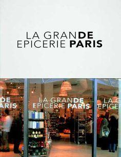 La Grande Épicerie de Paris (38 Rue de Sèvres, 7eme): The best place to people-watch/grocery shop in the city...