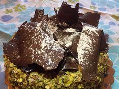 Sfoglie di Cioccolato Fondente