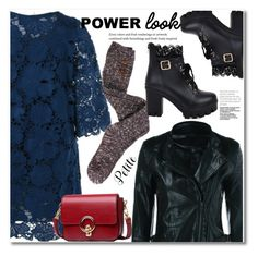 """Power look"" by svijetlana ❤ liked on Polyvore featuring polyvoreeditorial, powerlook and twinkledeals"