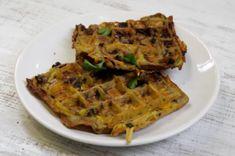 Bramborákové vafle s houbami Czech Recipes, Snacks, Cooking, Breakfast, Youtube, Kitchen, Morning Coffee, Appetizers, Youtubers