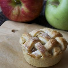 Mini Apple Pies-going to attempt these with a recipe I found but making it way easier with pre-made dough.