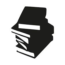 Resultado de imagem para book silhouette