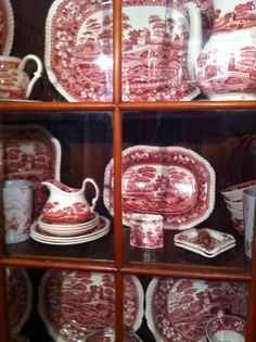 Pink Tower Spode