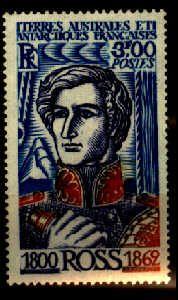 James Clark Ross Stamp