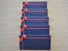 Creative and Artsy Paper Envelopes for Invitations. by Qarigar