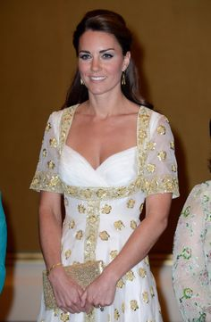 Kate Middleton. We can't make great dress decisions every time.