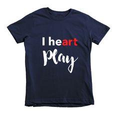 PRODUCTS :: KIDS :: BOYS :: Shirts, Tanks, Tops :: Heart Play Kids T-shirt