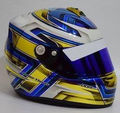 Arai custom helmet paint