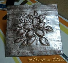 Craft.a.world: Foil Work