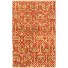 Ecarpetgallery Hand-knotted Jaipur Wool Rug