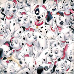 Cute 101 Dalmatians!!!