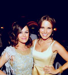 Two of my favorite actresses