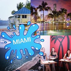 English courses in Miami, perfect for student over 20 years old.