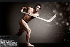 Hockey Player Hotness