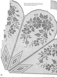 filet crochet tablecloth patterns free – Knitting Tips Filet Crochet Charts, Crochet Doily Patterns, Crochet Diagram, Thread Crochet, Crochet Designs, Crochet Doilies, Crochet Stitches, Knit Crochet, Crochet Tablecloth Pattern