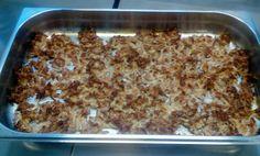 Taasen on lisäarvoa ruokaan laitettu, kaalipata ja possunkylkiviipale silputtuna sekaan! 😝 Juvakodin keittiössä