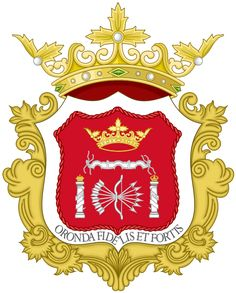 Coat of Arms of Ronda - Ronda (Málaga) - Wikipedia, la enciclopedia libre