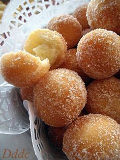 Home Sweet Delights Other Recipes, Sweet Recipes, Donut Recipes, Cooking Recipes, Sicilian Recipes, Pastry Cake, Eat Dessert First, Macaron, Churros