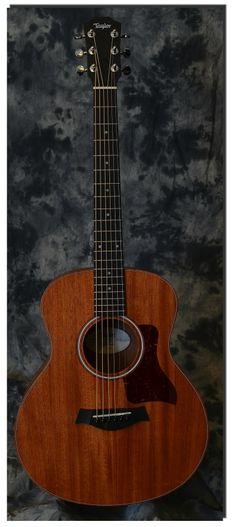 Taylor Guitars, GS Mini, mahogany