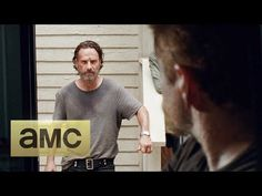 AMC's The Walking Dead Season 5 Part 2 - Andrew Lincoln, Norman Reedus, Cast and Producers Previews