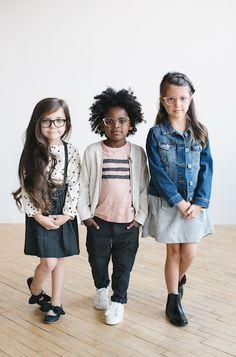 the cutest bunch sporting some #jonaspauleyewear :) #kidsglasses
