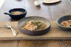 Maggie Beer's Miso and Ginger Chicken Thighs with Buckwheat Noodles