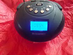 Simones Produkttest: MC Grey Boom Box MC-50B