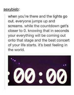 Most amazing feeling ever!!
