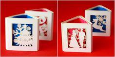 Lampiony, dwustronne kartki i świąteczne tekturki - nowości w tym tygodniu