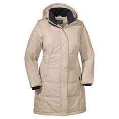 Jack wolfskin damen winterjacke iceguard coat