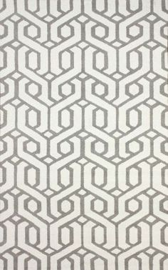 nuLOOM Hand-hooked Indoor/ Outdoor Trellis Grey Rug x Trellis Rug, Trellis Pattern, Rug Inspiration, Bedroom Inspiration, House With Porch, Rugs Usa, Patterned Carpet, Indoor Outdoor Area Rugs, Contemporary Rugs