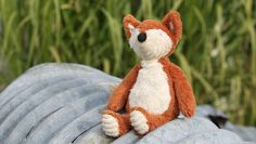 The hunt is on to find Foxy the fox's owner.